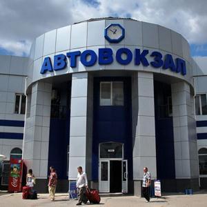 Автовокзалы Екатеринбурга