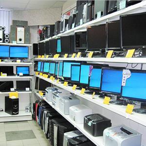 Компьютерные магазины Екатеринбурга