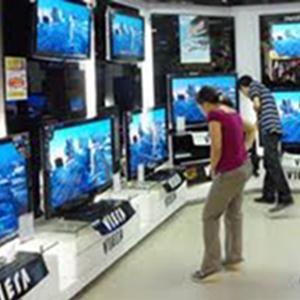 Магазины электроники Екатеринбурга