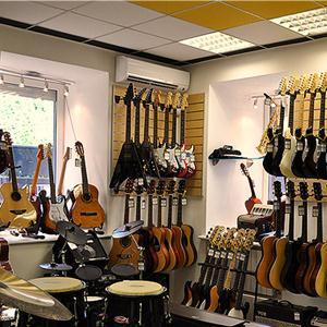 Музыкальные магазины Екатеринбурга