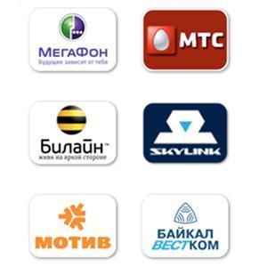 Операторы сотовой связи Екатеринбурга