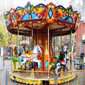 Парки культуры и отдыха Екатеринбурга