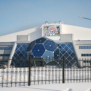 Спортивные комплексы Екатеринбурга